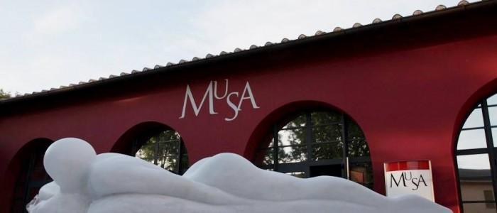 Musa - Museo Virtuale della Scultura e dell'Architettura - esterno